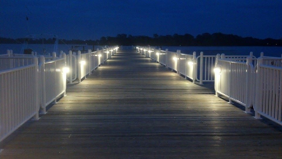 dock lighting virginia outdoor