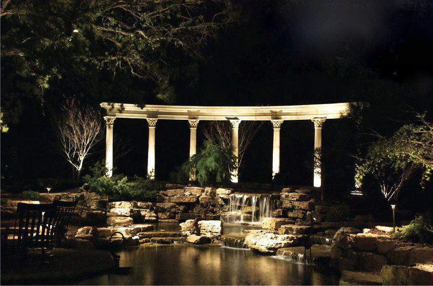 grotto-lighting-virginia-outdoor