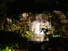 Waterfall lighting-Virginia Outdoor