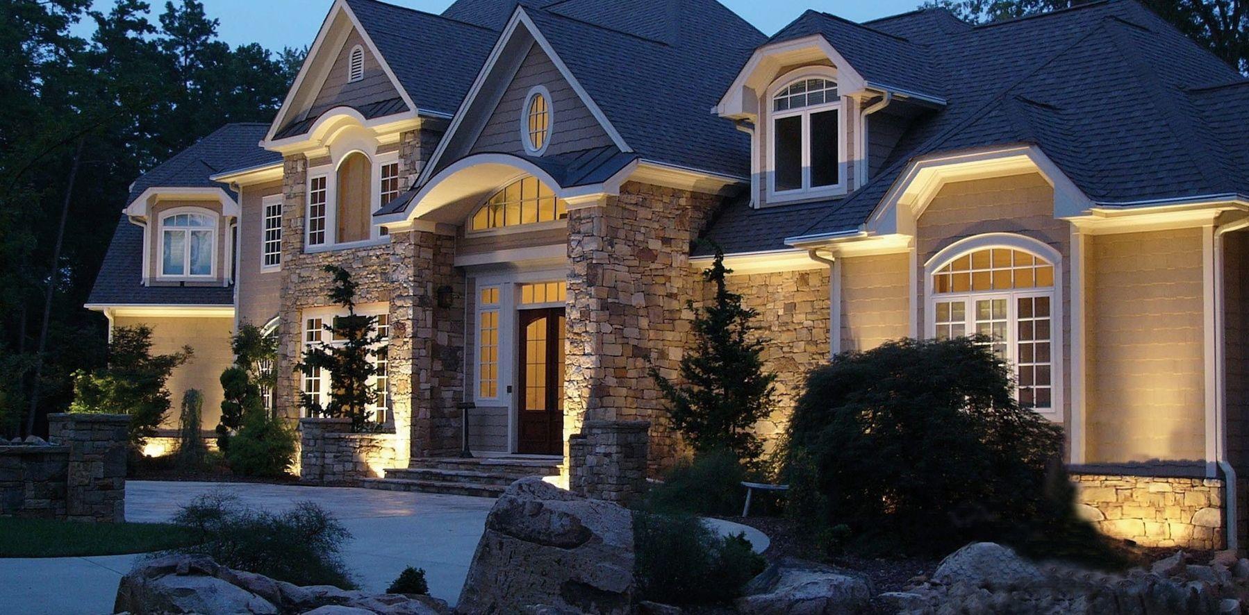 House Outdoor Lighting Virginia outdoor lighting outdoor lighting in the richmond va area workwithnaturefo